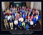 2007, 10-25 - AAGPBL Reunion in Rockford, Illinois by Jean Anna Faut
