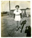 1940s, circa. - Betsy Jochum by Jean Anna Faut and Betsy Jochum
