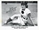 1940s, circa. - Dorothy Harrell Doyle