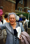 "1992 - Elizabeth ""Lib"" Mahon at her 50th reunion for Winthrop Class of 1942 by Elizabeth Mahon"