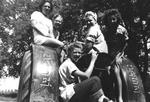 1946 - Betty Luna , Lillian Luckey, Jaynie Krick, and Joyce and Dottie Naum by Elizabeth Mahon, Betty Luna, Lillian Luckey, Jaynie Krick, Joyce Naum, and Dottie Naum