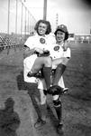 "1945 - Betsy Jochum and Elizabeth ""Lib"" Mahon by Elizabeth Mahon and Betsy Jochum"