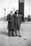1944 - Phyllis Koehn and Babs Randal