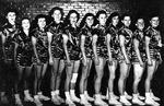 "1942 Elizabeth ""Lib"" Mahon on Winthrop's basketball team by Elizabeth Mahon"
