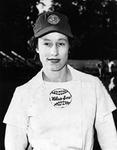 """1945 - Elizabeth """"Lib"""" Mahon by Elizabeth Mahon"""