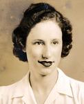 """1941 - Elizabeth """"Lib"""" Mahon in her Junior year at Winthrop by Elizabeth Mahon"""