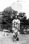 """1940s, circa. - Elizabeth """"Lib"""" Mahon by Elizabeth Mahon"""