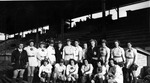 1946 - South Bend Blue Sox by Jean Anna Faut