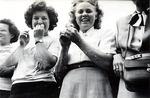1946, circa. - Inez Voyce and Merle Keagle by Jean Anna Faut, Inez Ferne Voyce, and Merle Patricia Keagle