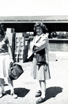 1946 - Inez Voyce While Travelling to the Next City by Jean Anna Faut and Inez Ferne Voyce