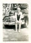 1940's circa - Jean Faut by Jean Anna Faut