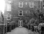 Breazeale Hall August 1956