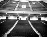 Seating, Byrnes Auditorium 1964