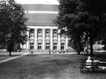 Byrnes Auditorium 1967 by Clarence H. and Anna E. Lutz Foundation and Louise Pettus Archives and Special Collections