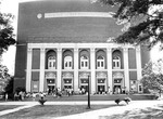 Byrnes Auditorium May 1, 1968 by Clarence H. and Anna E. Lutz Foundation and Louise Pettus Archives and Special Collections