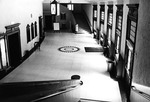 Lobby, Byrnes Auditorium August 1980