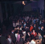 Lobby of Byrnes Auditorium, late 1960s