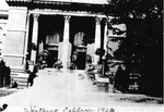 Front Entrance of Carnegie Library 1926 by Clarence H. and Anna E. Lutz Foundation and Louise Pettus Archives and Special Collections