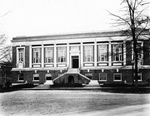 New West Wing of Carnegie Library ca. 1929