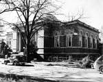 Carnegie Library ca. early 1940s by Clarence H. and Anna E. Lutz Foundation and Louise Pettus Archives and Special Collections