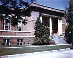 Carnegie Library ca. 1948 by Clarence H. and Anna E. Lutz Foundation and Louise Pettus Archives and Special Collections