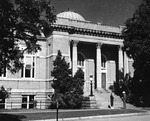 Carnegie Library ca. 1950 by Clarence H. and Anna E. Lutz Foundation and Louise Pettus Archives and Special Collections