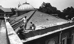 Repair to Roof of Rutledge Hall June 1977