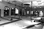 Renovations to the Interior of Rutledge Hall Fall of 1989