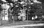 Catawba Hall ca. 1915 by Clarence H. and Anna E. Lutz Foundation and Louise Pettus Archives and Special Collections