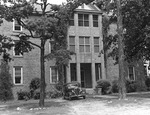 Catawba Hall 1944 by Clarence H. and Anna E. Lutz Foundation and Louise Pettus Archives and Special Collections