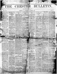 The Chester Bulletin- September 8, 1892 by Thomas W. Clawson Jr. and George W. Gage