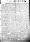 The Lantern, Chester S.C.- November 12, 1897