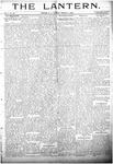 The Lantern, Chester S.C.- March 22, 1898