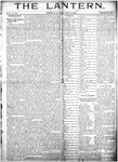 The Lantern, Chester S.C.- May 20, 1898