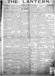 The Lantern, Chester S.C.- July 12, 1898