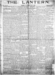 The Lantern, Chester S.C.- July 22, 1898