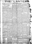 The Lantern, Chester S.C.- July 26, 1898