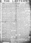 The Lantern, Chester S.C.- July 29, 1898