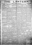 The Lantern, Chester S.C.- August 16, 1898