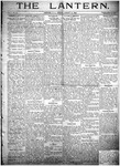 The Lantern, Chester S.C.- August 19, 1898
