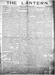 The Lantern, Chester S.C.- August 26, 1898