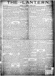 The Lantern, Chester S.C.- August 30, 1898