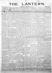 The Lantern, Chester S.C.- March 15, 1901