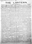 The Lantern, Chester S.C.- March 22, 1901