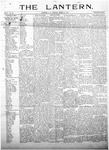 The Lantern, Chester S.C.- March 26, 1901