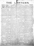 The Lantern, Chester S.C.- April 23, 1901