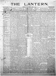 The Lantern, Chester S.C.- April 30, 1901