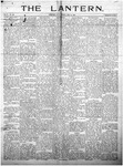 The Lantern, Chester S.C.- May 3, 1901