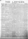 The Lantern, Chester S.C.- May 7, 1901