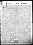The Lantern, Chester S.C.- May 14, 1901
